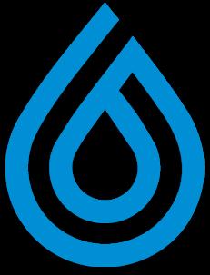 Inframark Water Drop Logo